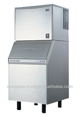 FREEZER - ICE CUBE MACHINE (300KG/24HR)