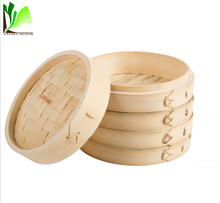 High quality Chinese bamboo steamer bamboo food steamer