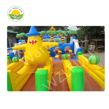 children playing pvc giant inflatablebouncer wholesale inflatable jumper inflatable toy bouce house with roof