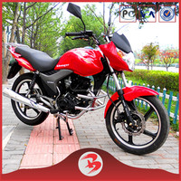 SX150-16C Cargo Alloy Rims Powerful 200CC Street Bike