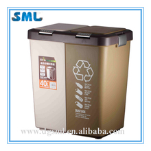 KTV/Restaurant/Supermarket usage large garbage bins for sale