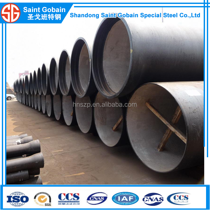 Epoxy coated Ductile Iron Pipes