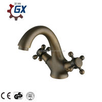 Family use single lever deck mounted black china upc kitchen sink faucet