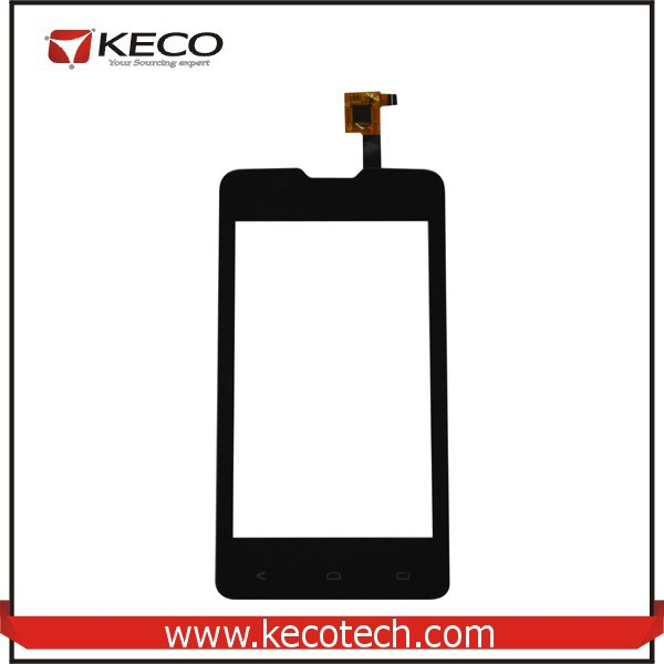 China Wholesale Black Mobile Phone New Parts Touch Screen Digitizer For Fly IQ449