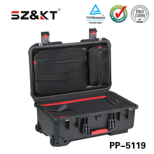 PP instrument carrying cases