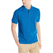 Custom design 100% cotton wholesale cheap men polo t-shirts