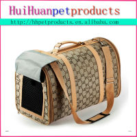2015 Luxury Portable Collapsible Dog Carrier