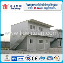 Warehouse,Tailer house,House,Office Use and Sandwich Panel Material sandwitch panel