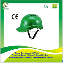 Protective safety helmet fan