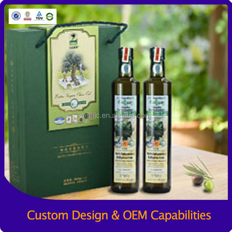 Beautuful and nice olive oil box / Elegant boxes for olive oil