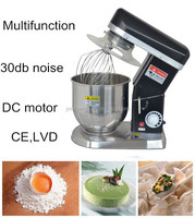Small Dough Mixer Planetary Stand Food Mixer