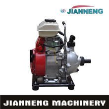Jianshe brand cheap 4 inch gasoline automatic water pump installation