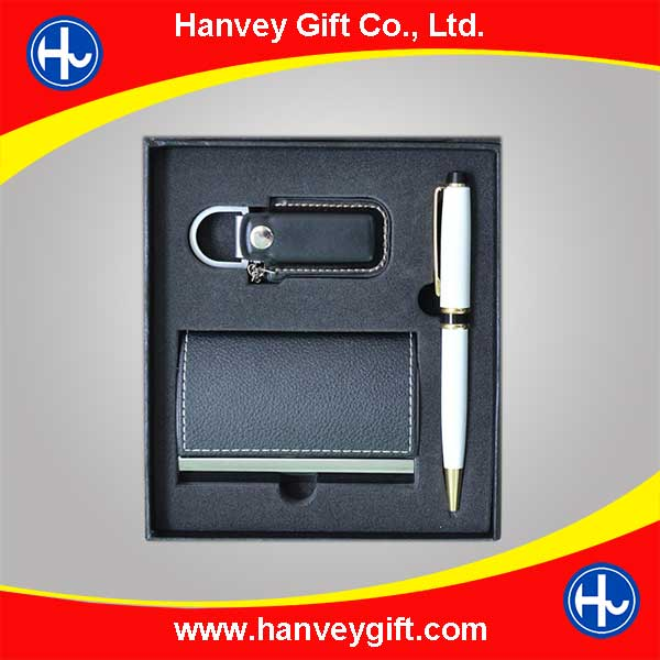 Custom corporate business gift set for giveaways