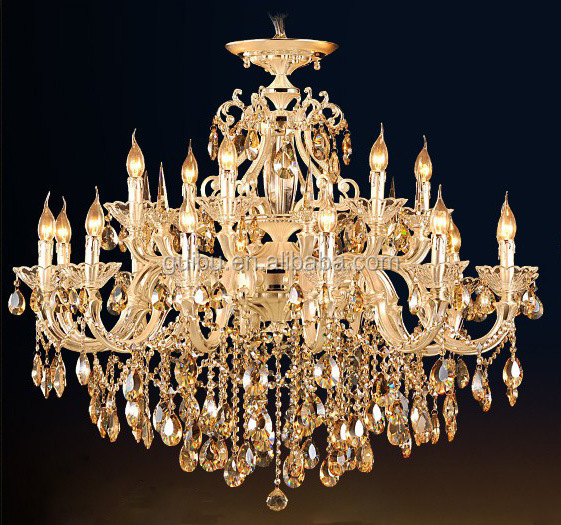Fancy cheap crystal bowlder chandelier 8 arms for home decor