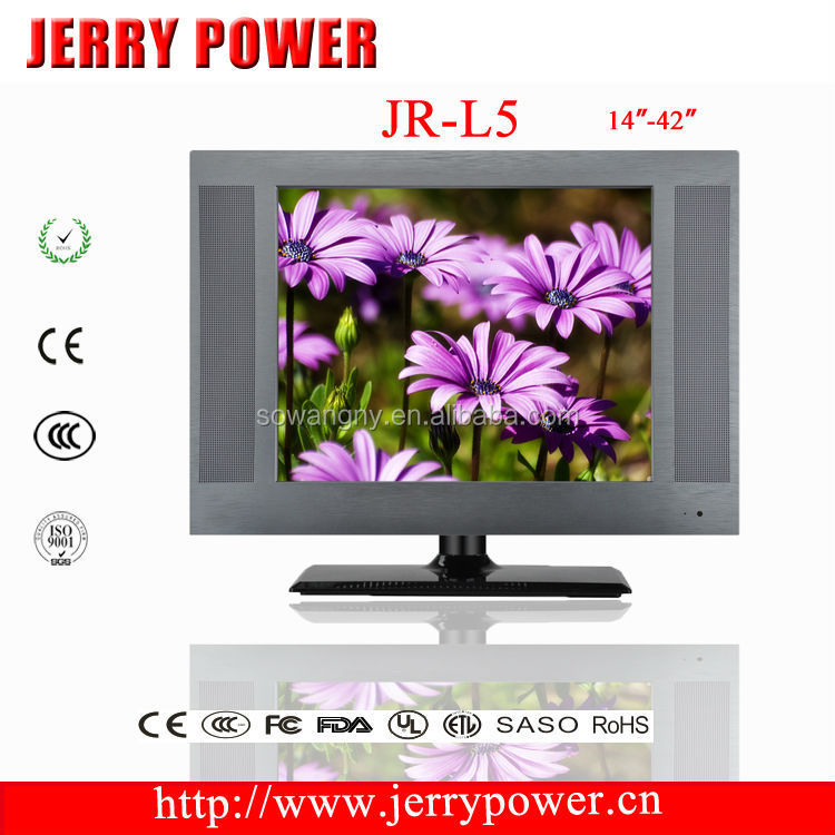 cheap 15/17/19 A grade panel used lcd/led tvs for sale with 4:3 square screen