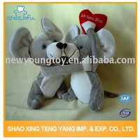 Toys for kids supplier Custom plush mouse toy