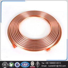 capillary copper cooling coil