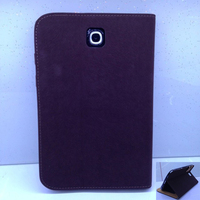 cover case for samsung galaxy note8.0 n5100 plain pu leather