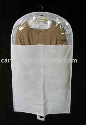 breathable non woven suit cover / garment bag