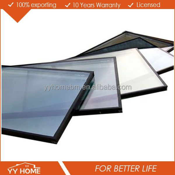 AS2208 high quality Insulated glass panels,Double glazing glass units for window