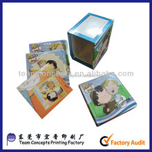 Child Educational Playing Design Printing Books