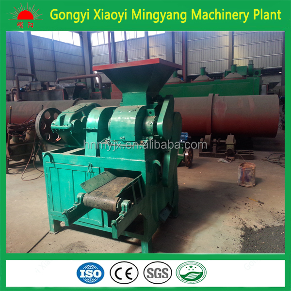 CE approved Good quality coal dust briquette extruding machine/charcoal powder pellet machine008613838391770