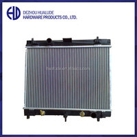 China Manufacturer Best Quality Plastic Tank Truck Radiator