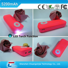 double USB 8400mAh portable power bank multifunction