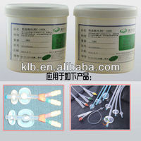 CE RoHs,FDA Medical grade silicone adhesive medical PVC glue