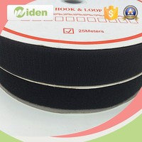Adhesive backed hook and loop tape touch fastener with good quality