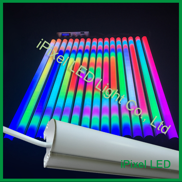hot sell dmx led tube programmable color chasing rgb bar