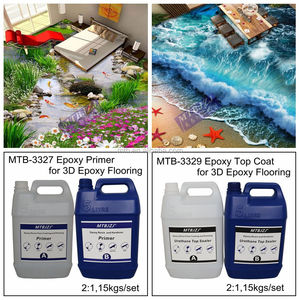 3D Epoxy Resin Flooring