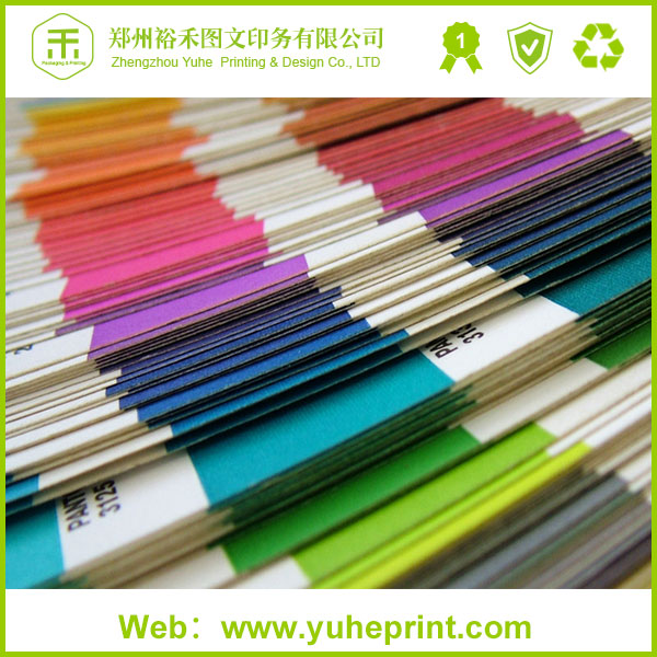 Good quality chinese supplier wholesale ivory board spiral binding printing book