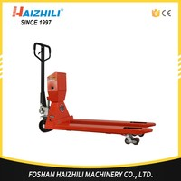 Alibaba supplier Hydraulic hand pallet truck scale