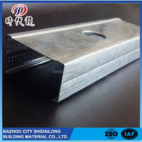 High Security Wholesale Drywall Galvanized Steel