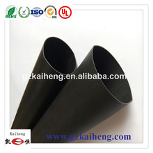 PE electric material UV proof medium wall heat shrink sleeve with/without adhesive for cable insulation