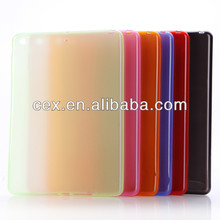 For Apple iPad Air Cover TPU Candy Gel Rubber Protector Case