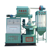 full automatic ring die pellet machine, small wood pellet plant