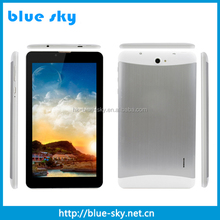 Tablet PC 7inch MTK8312 Quad Core 512MB\8GB 2G GSM 3000MAH Battery No Name Laptop