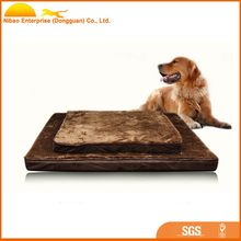 Wholesale memory foam pet bed for dog