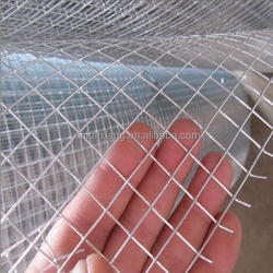 Welded Mesh Type weight of concrete reinforcing wire mesh welded mesh