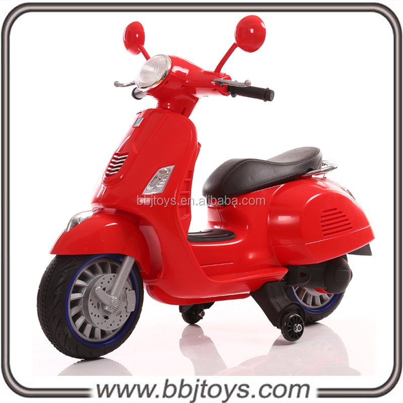 Electric motorcycle buggies three-wheeled baby toys