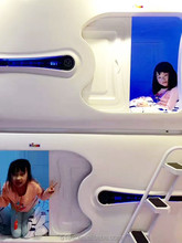 M-863 Modern Capsule Hotel Bed, Sleep Pod For Youth Hostel, Theme Hotel