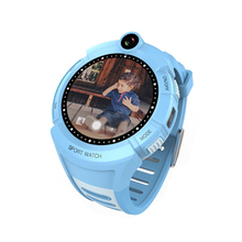 Latest 1.4 inch screen kids smartwatch with led light and camera ,location by lbs wifi bds kids gps smartwatch