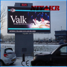 Niyakr Factory Price Xxxx Movies Outdoor P10 korea led display screen
