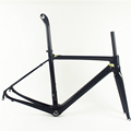 Best quality chinese carbon road bike frame , aero dynamic design 2015 carbon bike frames , raod bike frame in factory price