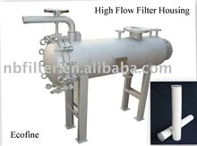 Stainless Steel Horizontal Coalescing Filters