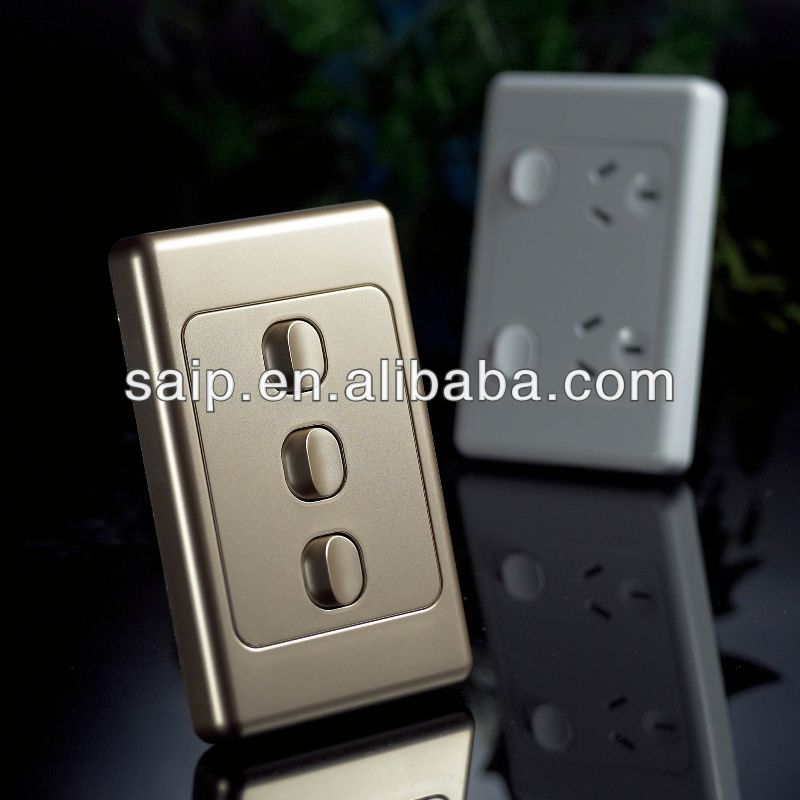 Australia Wall Switch And Socket electrical wall switch prices Manufacturer