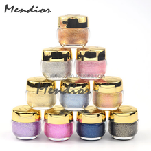 Mendior liquid glitter shining eyeshadow romantic color eyeshadow OEM