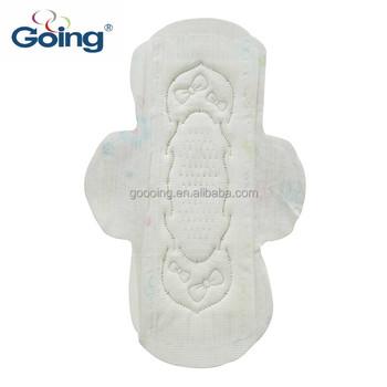 100% biodegradable organic sanitary pads